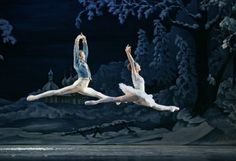 K Tipton & N Griswold in Atlanta Ballet's Nutcracker photo by C McCullers