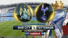 Live – Manchester City vs Tottenham Hotspur