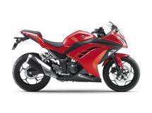 Ten Great Beginner Bikes for Absoulute Newbies: 2013 Kawasaki Ninja 300 ($4,799, $5,499 with ABS)