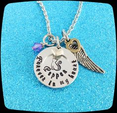 Cat Memorial, Loss of Cat, Death of Cat, Cat Sympathy Gift, Memorial Jewelry, For Family Cat, Pet Loss Gift, Gift For Cat Loss