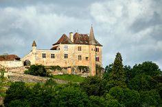 Chateau de Loubressac, France