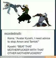 avatar the last airbender Recordedmyth: Korra: Avatar Ky Avatar Airbender, Avatar Aang, Avatar The Last Airbender Funny, The Last Avatar, Avatar Funny, Team Avatar, Atla Memes, Inu Yasha, Funny Memes