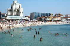 Visite a Praia de Espinho! - http://praiaportugal.com/praia-de-espinho/