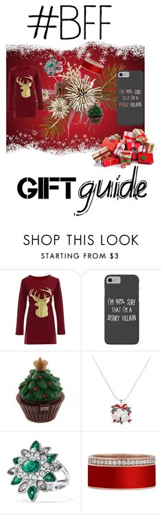 """# BFF GIFT GUIDE."" by katniss4117-1 ❤ liked on Polyvore featuring Disney and Avon"