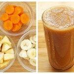 Banană, Măr și Morcov - Rețetă Pentru Sistemul Digestiv și Cardiovasculare | La Taifas