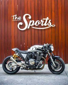 yamaha xj550 cafe racer | matteucci garage - grease n gasoline