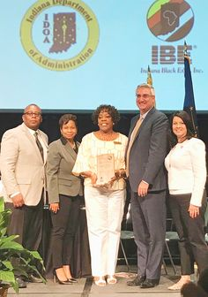 Governor recognizes outstanding Blacks at IBE