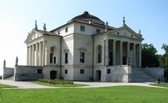 "Palladio. Villa Capra ""la rotonda"". Vincenza"