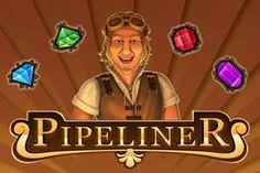 Pipeliner - Mit dem online Spielautomat #Pipeliner ging der Entwickler Merkur in der Praxis ganz neue Wege. Gespielt wird in der Mine eines genialen Forschers, mit dessen System Diamanten gefördert werden sollen. http://www.spielautomaten-online.info/pipeliner/