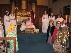 Christmas Pageant ideas | Advent - Christmas - Ephipany ...