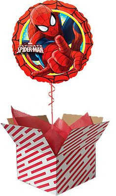 This Spiderman Helium Balloon will make a perfect gift for action hero fans on occasions such as birthdays and get wells. Sent already inflated with helium it will make a great surprise too. Order your Spiderman foil balloon online. Helium Balloons, Foil Balloons, Balloons Online, Gifts For Boys, Spiderman, Birthdays, Teddy Bear, Outdoor Decor, How To Make