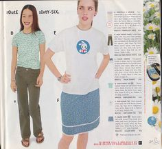 delia's summer 1999 catalog - excuse me while i escape to the late 90s