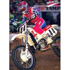 いいね!16件、コメント1件 ― motos racing de los 80さん(@motoracing_delos80)のInstagramアカウント: 「Broc Glover」