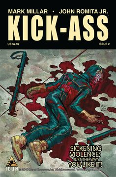 Kick-Ass #2 - John Romita Jr.
