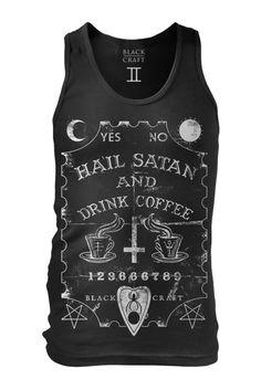 Hail Satan & Drink Coffee