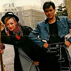 Culture Club, Boy George, My Boys, Georgia, 1980, Take That, Singer, Long Hair Styles, People