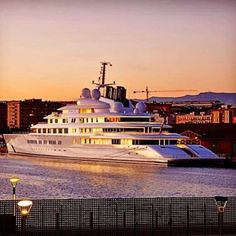 The longest yacht in the world  by ig_thedreamlife