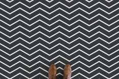Chevron Vinyl Flooring, leading Vinyl Flooring designed and manufactured by Atrafloor. Bring any design concept to life as Flooring. Modern Flooring, Vinyl Flooring, Room Color Schemes, Room Colors, Sea Green Color, Peel And Stick Vinyl, Patterned Vinyl, Higher Design, Floor Design