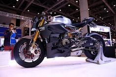 Why do you customize motorcycles?