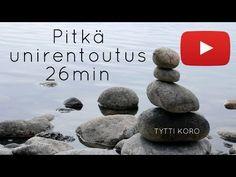 Rentoudu hetkeksi - YouTube Relax, Mindfulness, Wellness, Health, Youtube, Food, Health Care, Essen, Meals