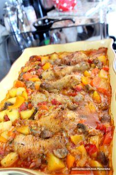 Gourmet Recipes, Soup Recipes, Diet Recipes, Chicken Recipes, Cooking Recipes, Bosnian Recipes, Croatian Recipes, Macedonian Food, Air Fryer Dinner Recipes