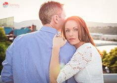 Gorgeous Sunset Engagement Session! Chattanooga Photography by: https://www.facebook.com/KenneyPhoto