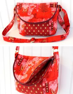 Emmaline Bags: Sewing Patterns and Purse Supplies                                                                                                                                                                                 Mais