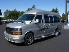 Chevrolet Vans | 2010 Chevrolet Express Conversion Van 23959453 763 300x225 CHEVROLET ... Chevrolet Van, Chevy Van, Gmc Vans, Chevy Express, Football Is Life, Custom Vans, Gmc Trucks, Van Life, Dream Cars