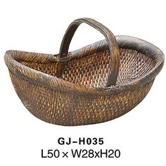 Antique reproduction basket from China manufacturer - Yinzhou ...