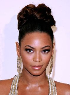 Flawless & Fierce Glamour As a women of color I would definitely would pick this look, however it doesn't matter what color you are! updos are chic and classic. This would be my first choice