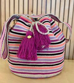 Artisan-made Cross Body Bags – The Riviera Towel Company Purple Bags, Beautiful Bags, Wardrobe Staples, Bucket Bag, Night Out, Hand Weaving, Artisan, Crossbody Bag, Beach Bags