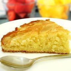 Almond and apple cake @ http://allrecipes.co.uk