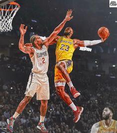 Kobe Bryant Lebron James, King Lebron James, Kobe Lebron, Lebron James Lakers, King James, Derrick Rose, Michael Jordan, Slam Dunk, Lebron James Poster