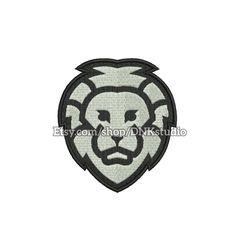 Lion Embroidery Design Applique  https://www.etsy.com/listing/482706175/lion-head-applique-embroidery-design-5   #stitch #Sewing #Needlecraft #stitches #Embroidery #Design #EmbroideryDesign #appliquedesign #digitizeddesigns #appliquedesign #embroiderypattern #machineembroidery #Appliques #Applique #Lion #LionApplique #LionEmbroidery #animal #Lionpattern