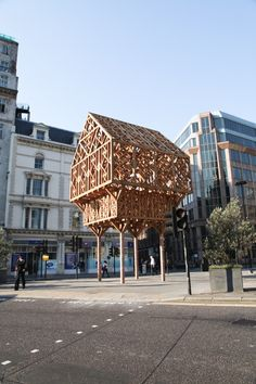 Paleys upon Pilers / Studio Weave | ArchDaily