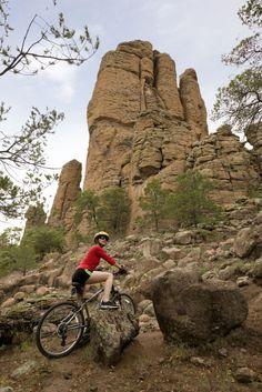Adventure at Sierra de Órganos, Zacatecas #Adventure #Mountainbike #Mexico