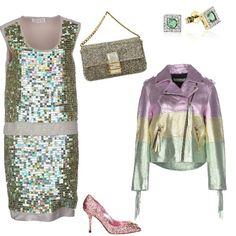 56d8dc295b4b Serata smeralda  outfit donna Chic per serata fuori