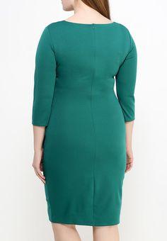 Платье Goddiva Size Plus купить за 2 650 руб GO015EWNFY27 в интернет-магазине Lamoda.ru
