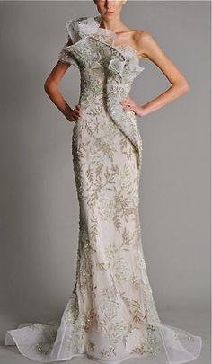 #Marchesa #Evening #Gown