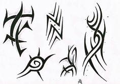 Tribal Tattoo Designs by MaddyField on deviantART