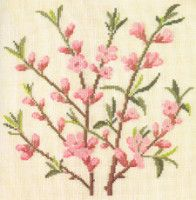 """Gallery.ru / Mosca - Альбом """"Flowers and Berries in Cross Stitch"""""""