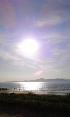 Beach at Buncrana in March 2012. Not strictly Derry but close enough. From friend back in Derry.