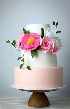 Featured Wedding Cake:Crummb;www.crummb.com; Wedding cake idea.