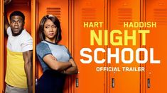 The latest trailer for the upcoming Kevin Hart film, Night School has been released. The new trailer focuses on the action sequences of the film along with a focus on the onscreen chemistry between Tiffany Haddish and Kevin Hart. Latest Movies, New Movies, Movies Online, Watch Movies, 2018 Movies, Night School, Film School, Film Trailer, Movie Trailers