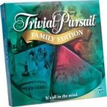 Trivial Pursuit is a board game in which winning is determined by a player's ability to answer general knowledge and popular culture questions. The game was created in December 1979 in Montreal, Quebec, by Canadian Chris Haney, a photo editor for Montreal's The Gazette, and Scott Abbott, a sports editor for The Canadian Press.