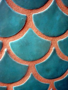 gingko leaf tile