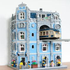 modularsbykristel | Passionate about MOC modular buildings | Page 5