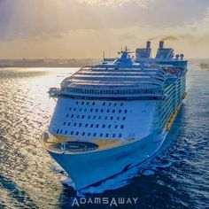 """Cruise Ships 🚢 on Instagram: """"Harmony of the Seas departing Port Everglades, Florida! 🚢🌴 Don't forget to check out my YouTube videos from my cruise on the Carnival…"""" Harmony Of The Seas, Past, Carnival, Florida, Cruise Ships, Explore, Videos, Don't Forget, Youtube"""