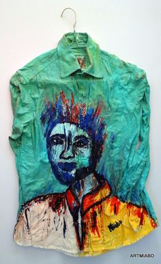 ARTMIABO: WHO WORE THEM? Artblog and Art by Miabo Enyadike.