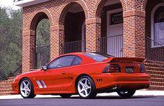 1995 Mustang Saleen